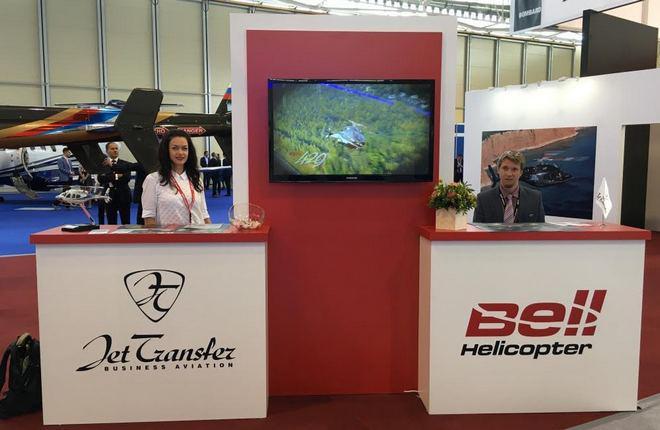 Российским клиентам проданы по одному Bell-505 и Cessna 206