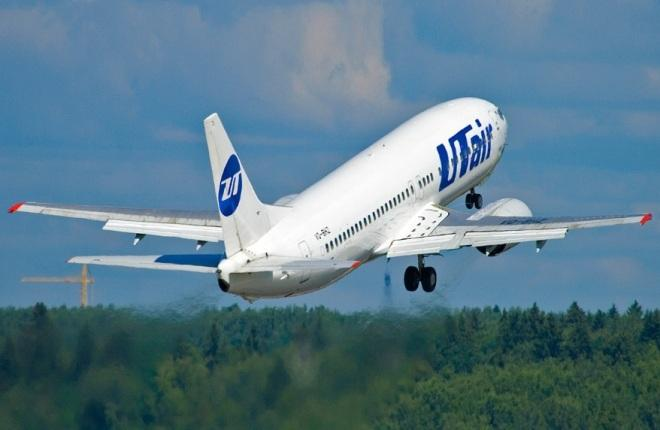 "Boeing 737 ""ЮТэйр"""