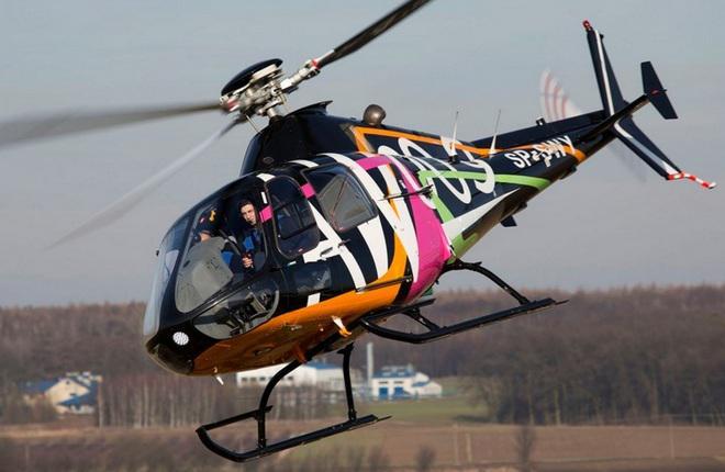 Finmeccanica добавила к продуктовому ряду легкий вертолет AW009