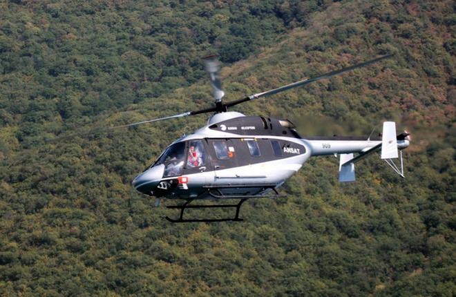 """Вертолет """"Ансат"""" выйдет на рынок Мексики"""