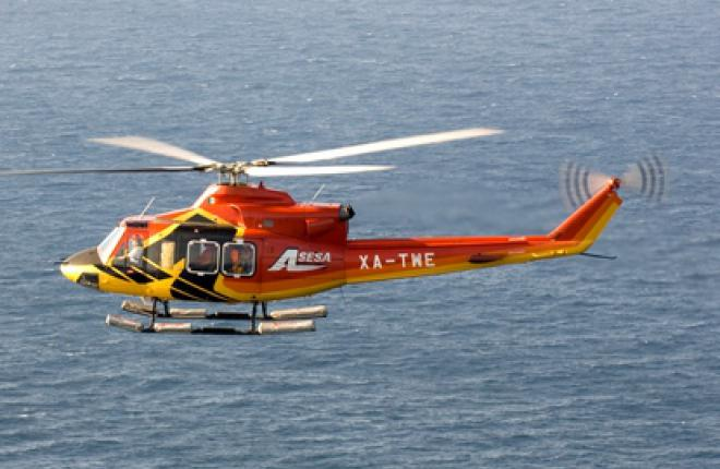Bell 412 (фото - Bell Helicopter)