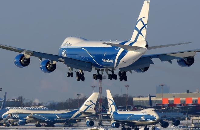 Boeing 747 AirBridgeCargo