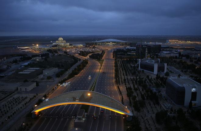 Пассажиропоток аэропорта Баку в 2016 году вырос на 8,7%