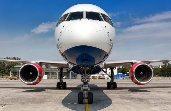 Авиакомпания Azur Air получила восьмой Boeing 757