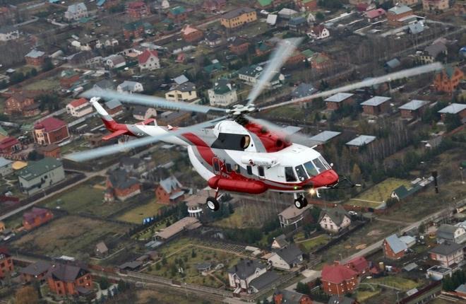 Вертолет Ми-171А2 сертифицируют в начале 2017 года