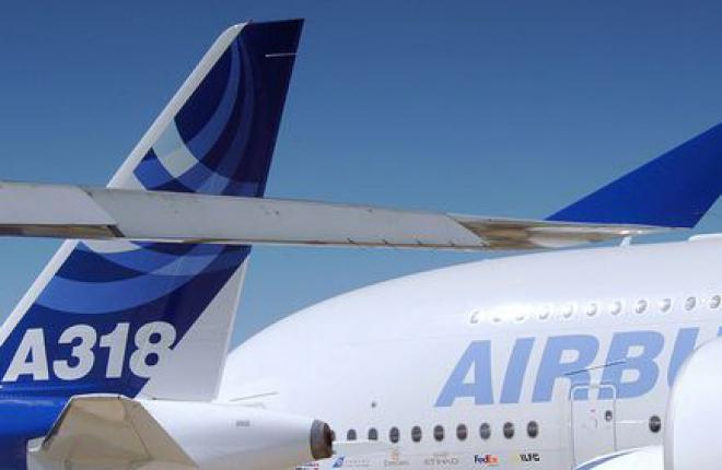 Цены на самолеты Airbus в 2014 г.