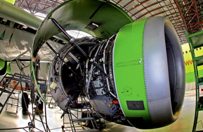 В Домодедово готовят техников для Airbus A320