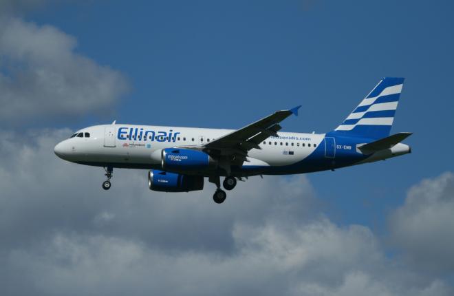 Авиакомпания Ellinair пополнила парк двумя самолетами