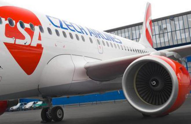 Еврокомиссия позволила авиакомпании Travel Service стать акционером Czech Airlines