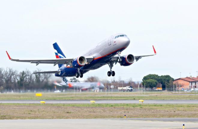 """Авиакомпания """"Аэрофлот"""" в январе 2014 года увеличила пассажиропоток на 13,7%"""