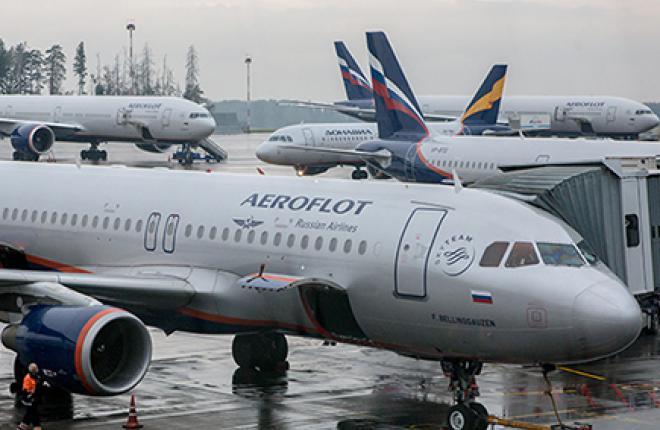 Обзор поставок воздушных судов российским авиакомпаниям