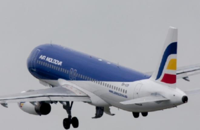 Авиакомпания Air Moldova получила первый самолет Airbus A319