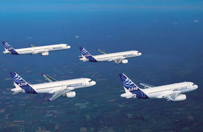 Подорожание самолетов Airbus замедлилось