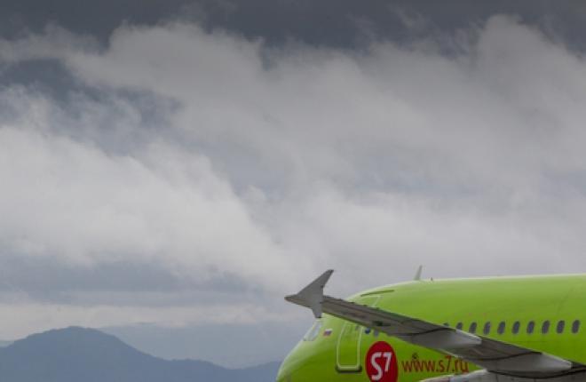 Авиакомпания S7 Airlines увеличила чистую прибыль на 24%