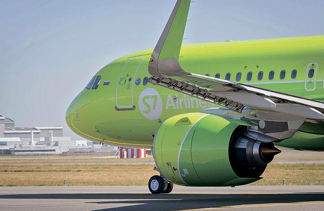 S7 Airlines заказала 16 A320neo и 3 A321neo