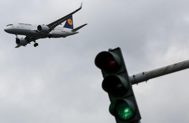 Airbus A320neo авиакомпании Lufthansa
