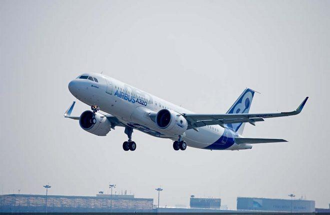 Самолеты Airbus А320neo и A321neo сертифицированы в России