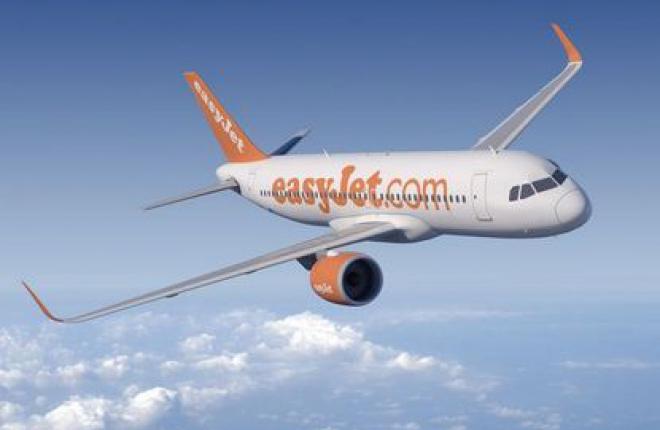 Авиакомпания EasyJet подтверждает заказ на 135 самолетов Airbus A320