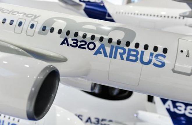 Airbus назвал дату первого полета самолета Airbus A320NEO