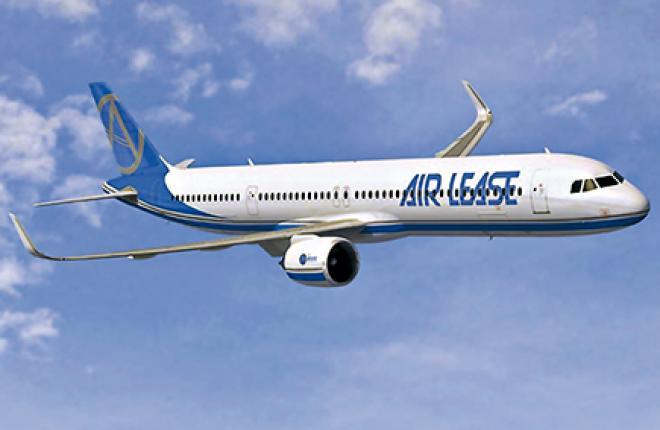 Airbus планирует продать около 1000 самолетов A321LR
