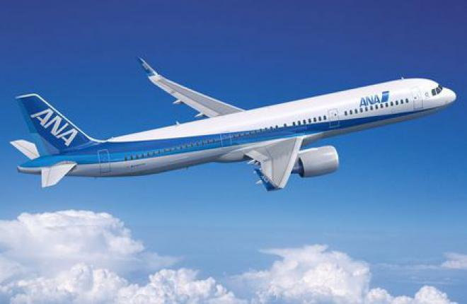 Авиаперевозчик ANA заказал у Boeing и Airbus 70 самолетов