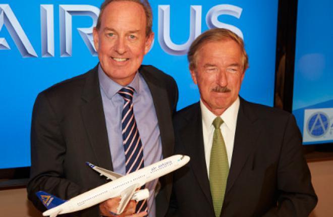Air Astana первой среди авиакомпаний заказала A321NEO увеличенной дальности