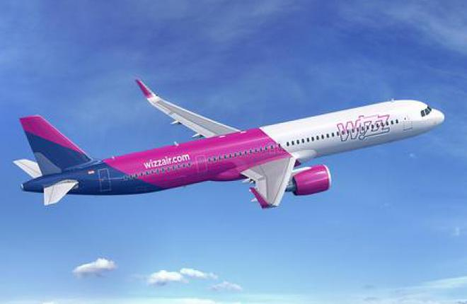 Wizz Air перевел в твердый контракт заказ на 110 самолетов A321neo