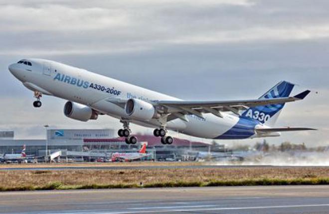 Грузовой Airbus A330-200F: перспективы средней размерности