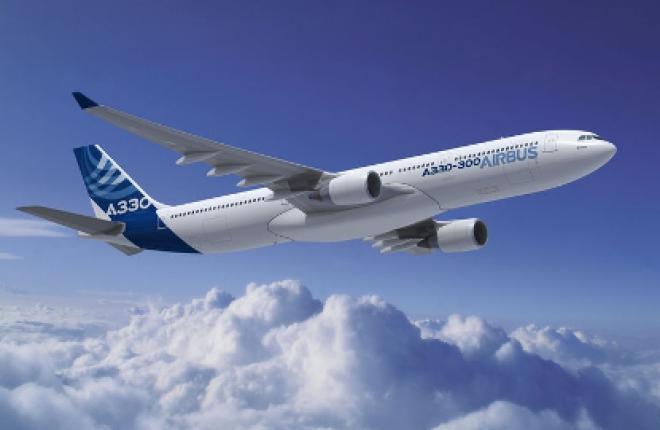 Самолет Airbus A330 станет региональным
