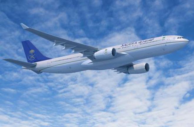 Первый заказ на A330-300 Regional пришел из Саудовской Аравии