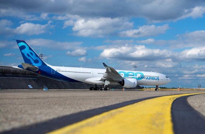 Первый прототип A330-900neo