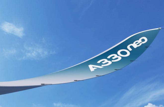 Airbus возобновил продажи широкофюзеляжного самолета А330neo