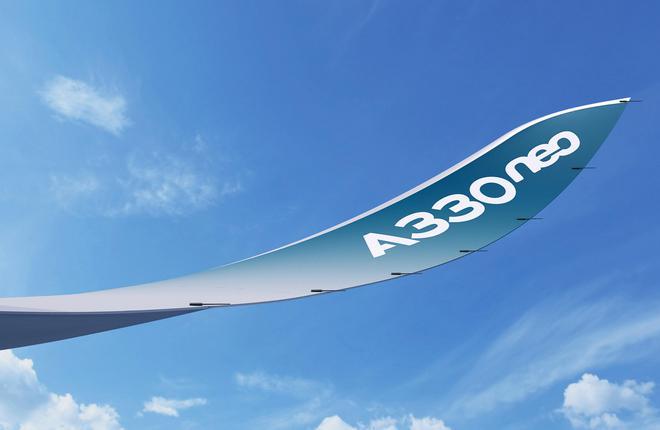 Окончательную сборку A330neo запланировали на октябрь