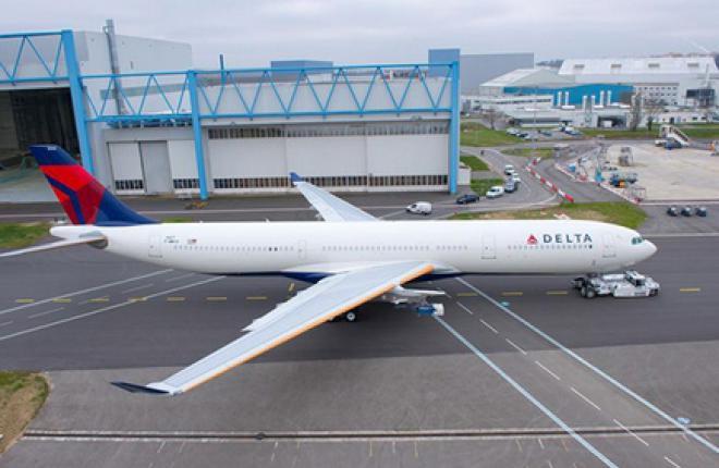 Первый Airbus A330-300 с увеличенной взлетной массой поставлен заказчику
