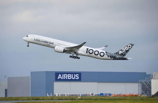 В Airbus завершилась реорганизация