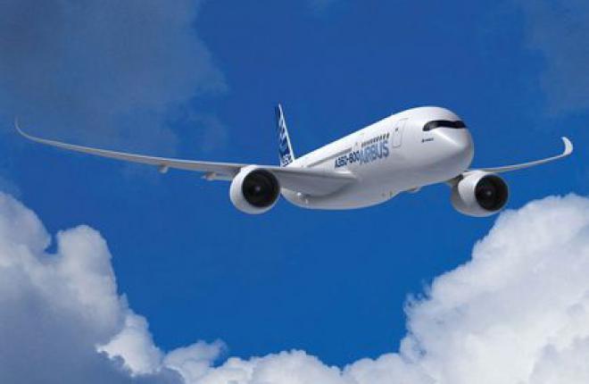 """Авиакомпании """"Аэрофлот"""" придется отказаться от Airbus A350-800"""