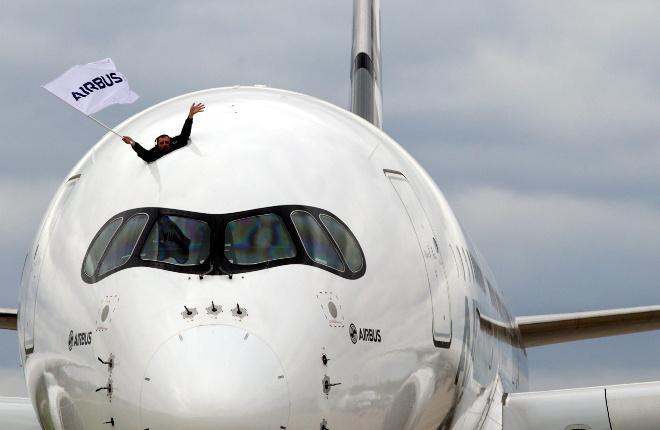 Самолет A350-900