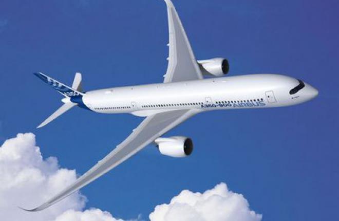 Airbus A350-900 получил сертификат типа FAA