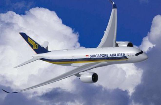 Авиакомпания Singapore Airlines заказала 60 самолетов на 17 млрд долл.