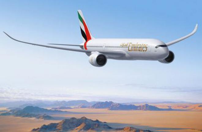 Авиакомпания Emirates: внушительное увеличение парка