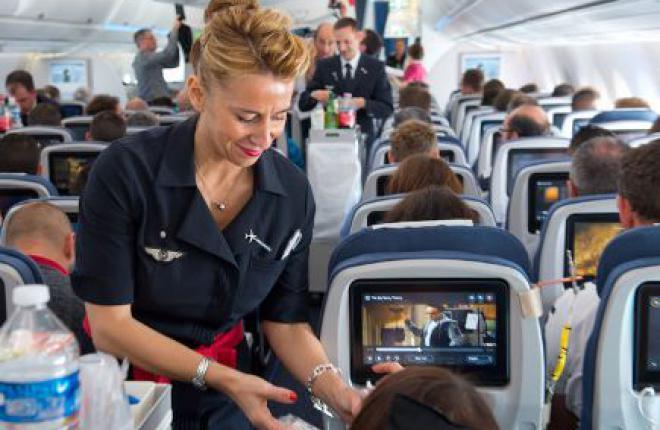 Cамолет Airbus A350 XWB перевез первых пассажиров
