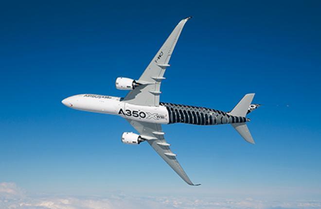 Тестируем A350XWB – cамый технологически продвинутый Airbus