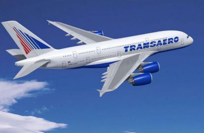 """""""Трансаэро"""" выбирает конфигурацию заказанных самолетов Airbus A380"""