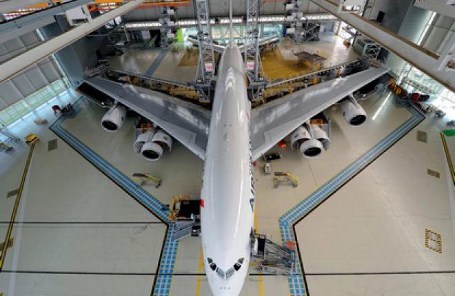 Планы на вырост Air France Industries и KLM Engineering & Maintenance