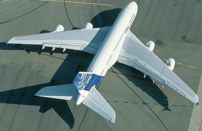 """Airbus A380 авиакомпании """"Трансаэро"""" будут летать в Пунта-Кану и Барселону"""