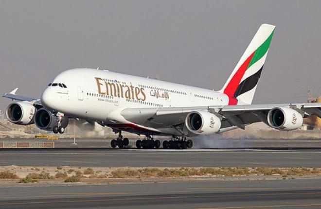 Emirates попросил Airbus ремоторизировать самолет A380