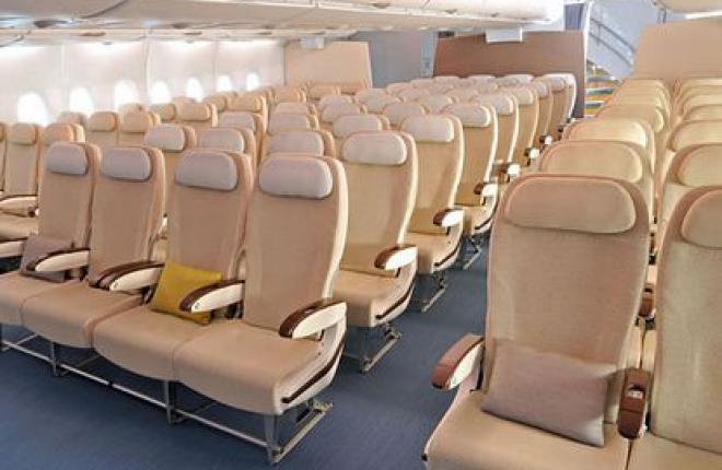 840 пассажиров одним рейсом на Реюньон на самолете Airbus A380