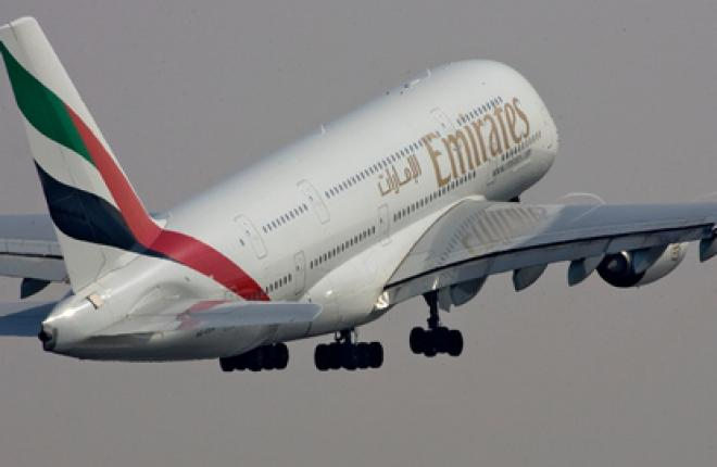 Прибыль авиакомпании Emirates составила 1,6 млрд долларов
