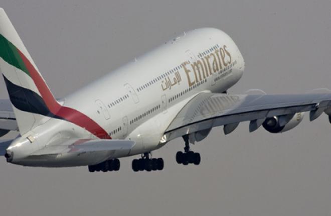 Происшествие с самолетом Airbus A380 авиакомпании Emirates в Сиднее