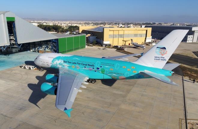 Лоукостер Norwegian первым в мире из таких операторов начал летать на Airbus A380